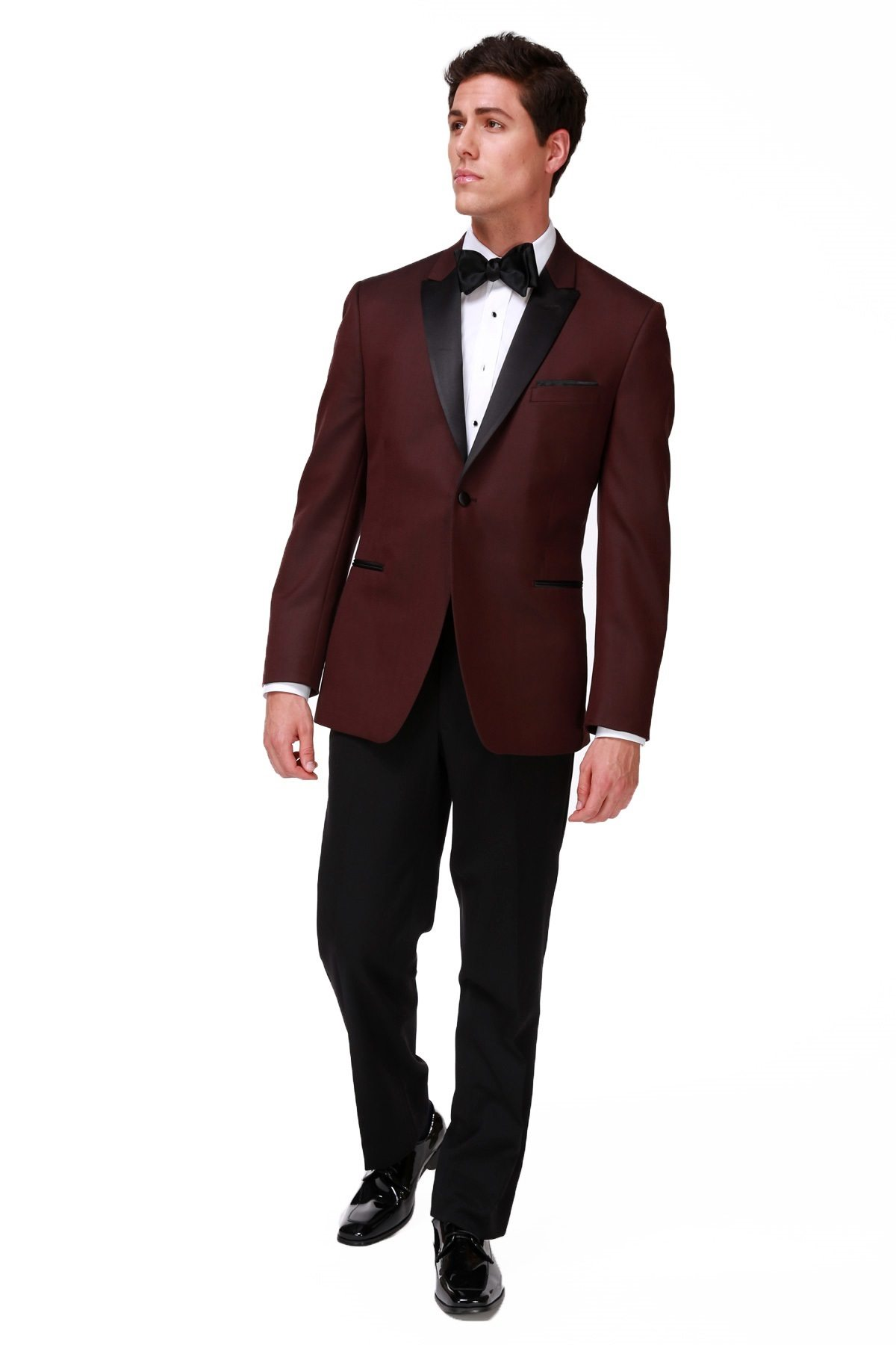 Black tuxedos for prom